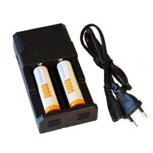 зарядное устройство электрошокера
